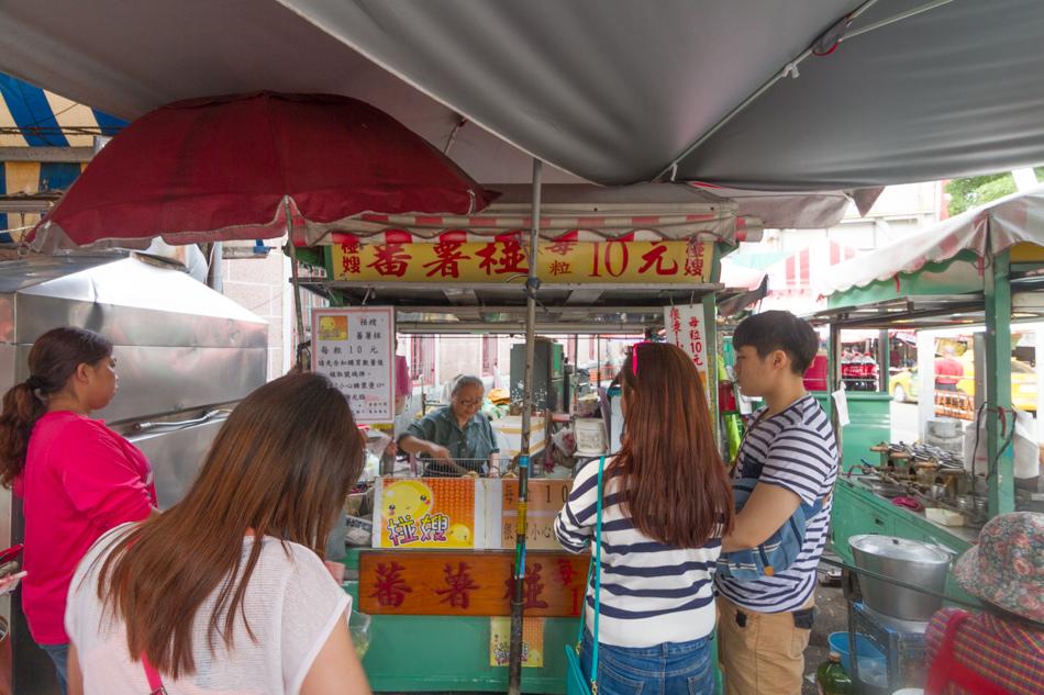 旗津 - 椪嫂蕃薯椪