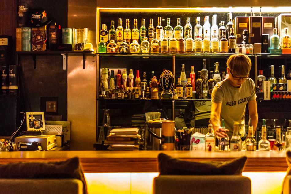 中央公園酒吧SANDY Lounge
