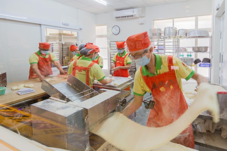 橋頭糖廠-肉包故事館