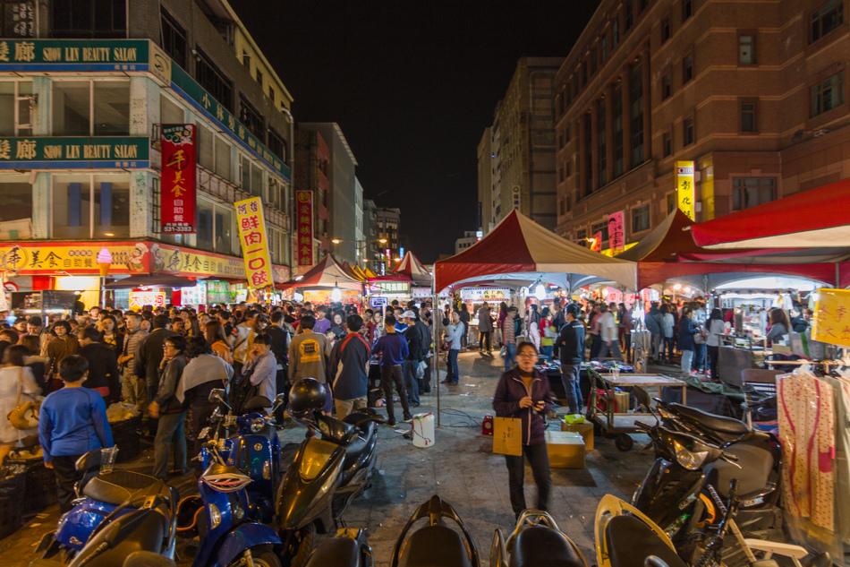 高雄春節旅遊-新樂街