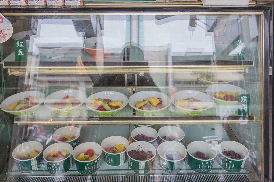 台中美食 - 美村點頭冰