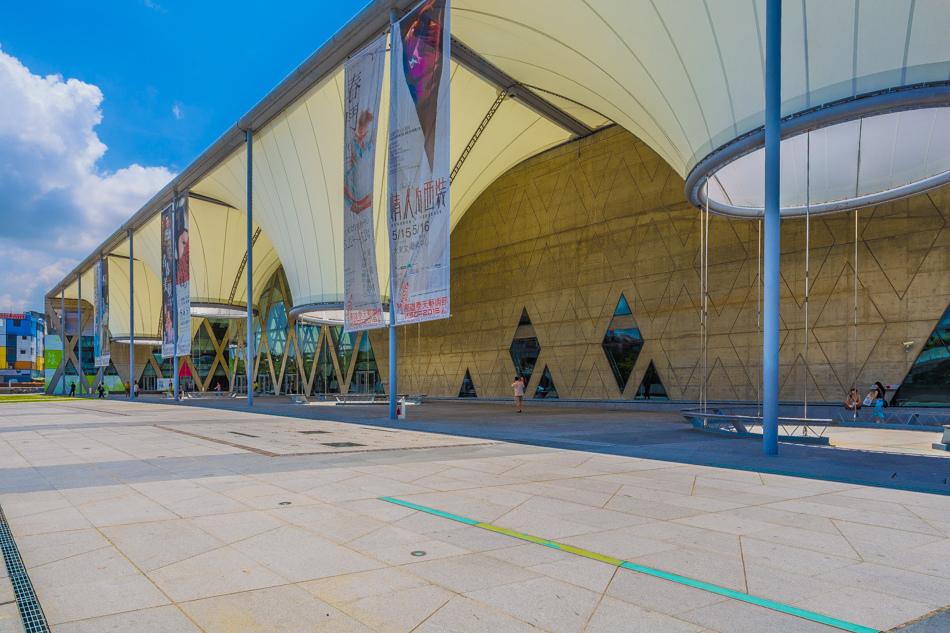 城市探險團-人文建築之旅-大東藝術文化園區