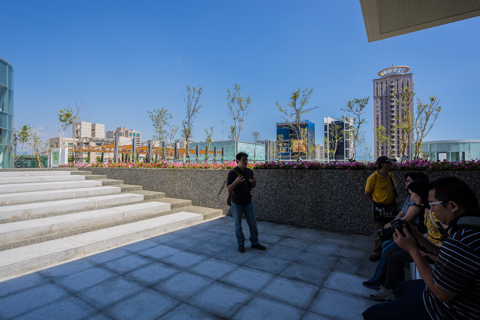 城市探險團-人文建築之旅-高雄市立圖書總館
