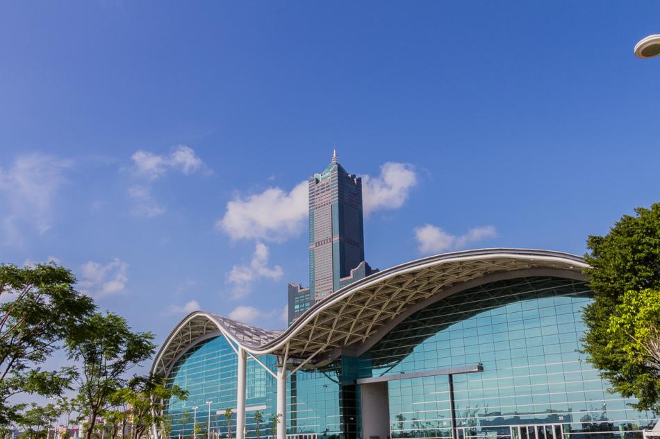 城市探險團-人文建築之旅-高雄展覽館