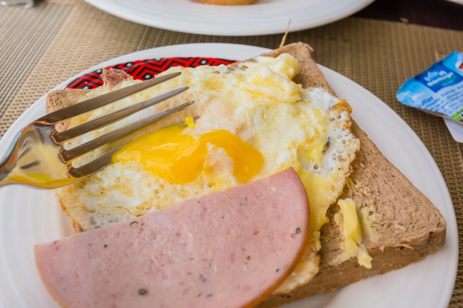 H會館早餐篇