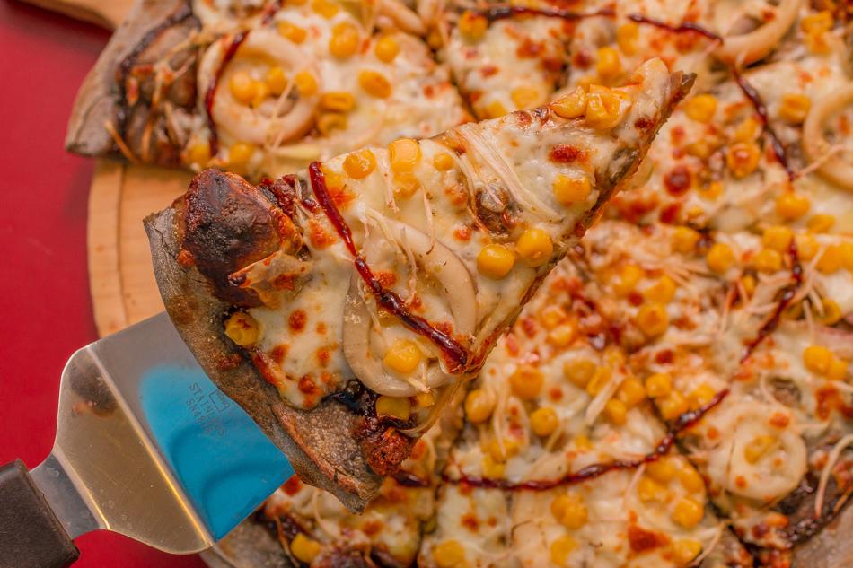 小次郎冰店義果窯烤披薩
