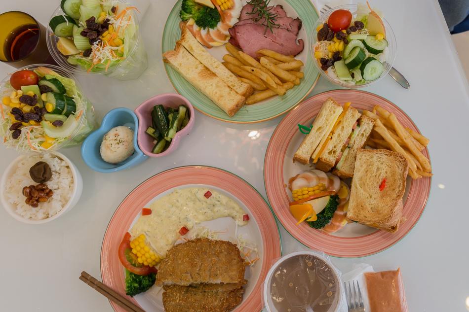 高雄早午餐-雙魚座早午餐