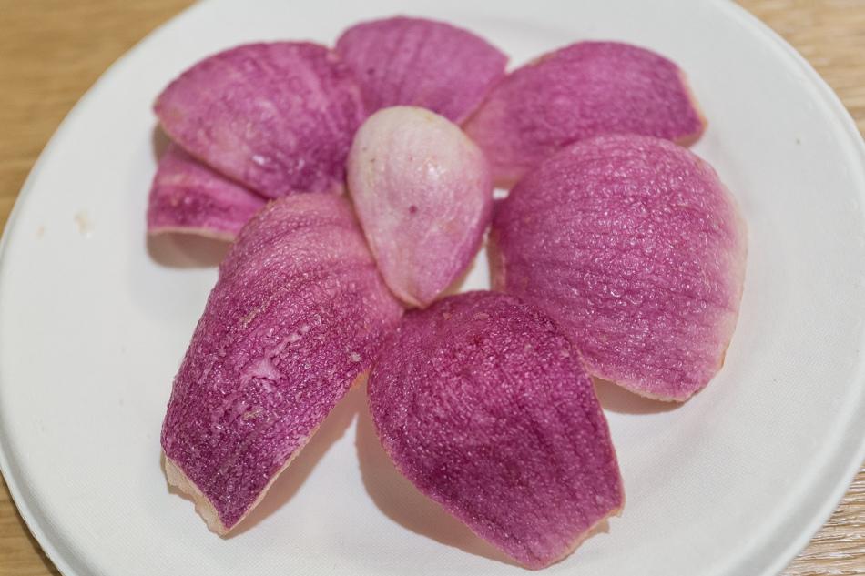 紫洋蔥脆片