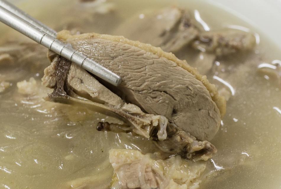 岡山美食-第一鴨肉冬粉