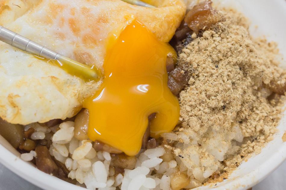 高雄美食 - 前金肉燥飯