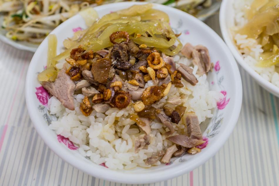 南華市場阿堂鴨肉