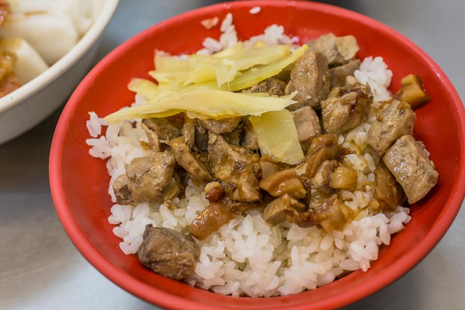 高雄美食 - 正宗東港肉粿 - 南華市場