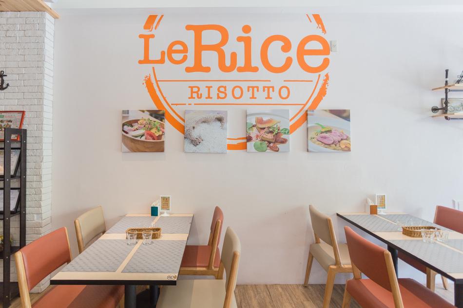 高雄美食-Le Rice米昂法義創作料理