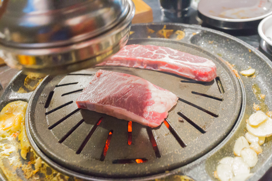 釜山男子韓國烤肉專門店