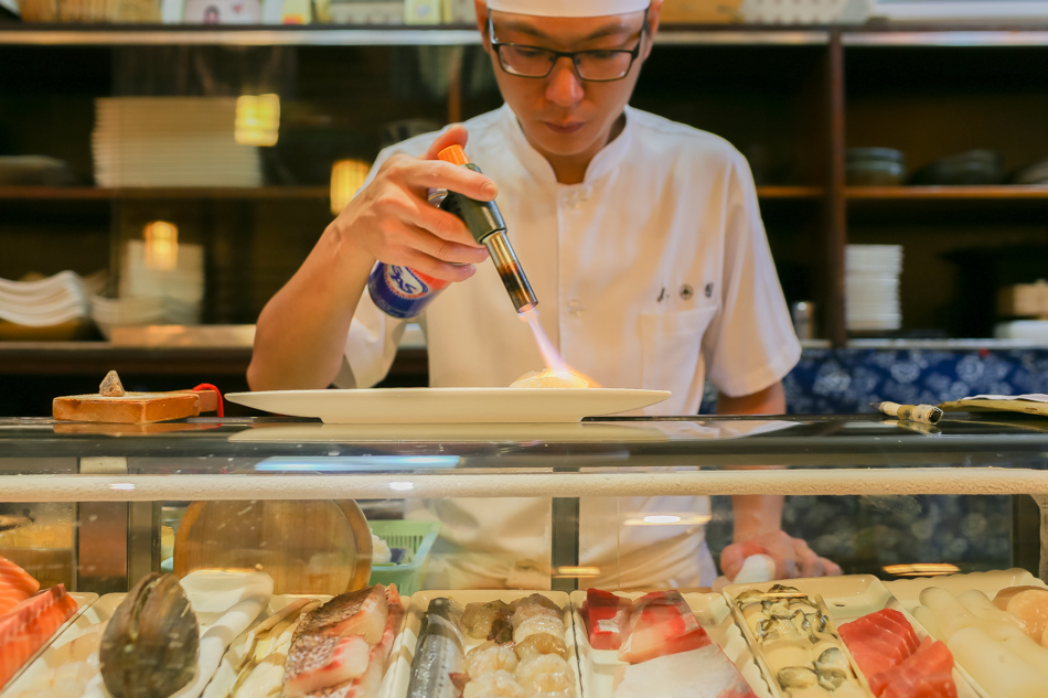 高雄美食 - 小園日本料理