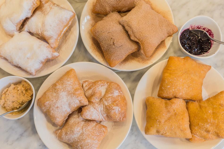 Beignets 紐澳良法式甜甜