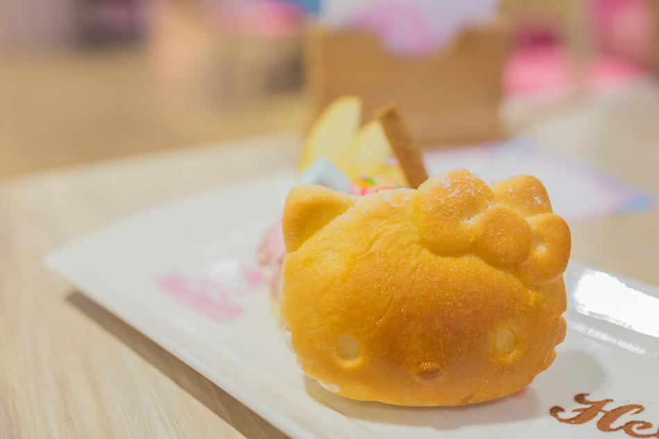 台南美食-南紡夢時代Hello Kitty Kitchen and dining