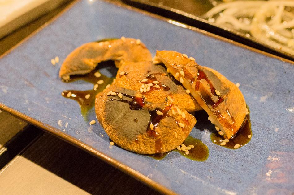 高雄美食- 藏本燒 - 炭火串燒/日式關東煮