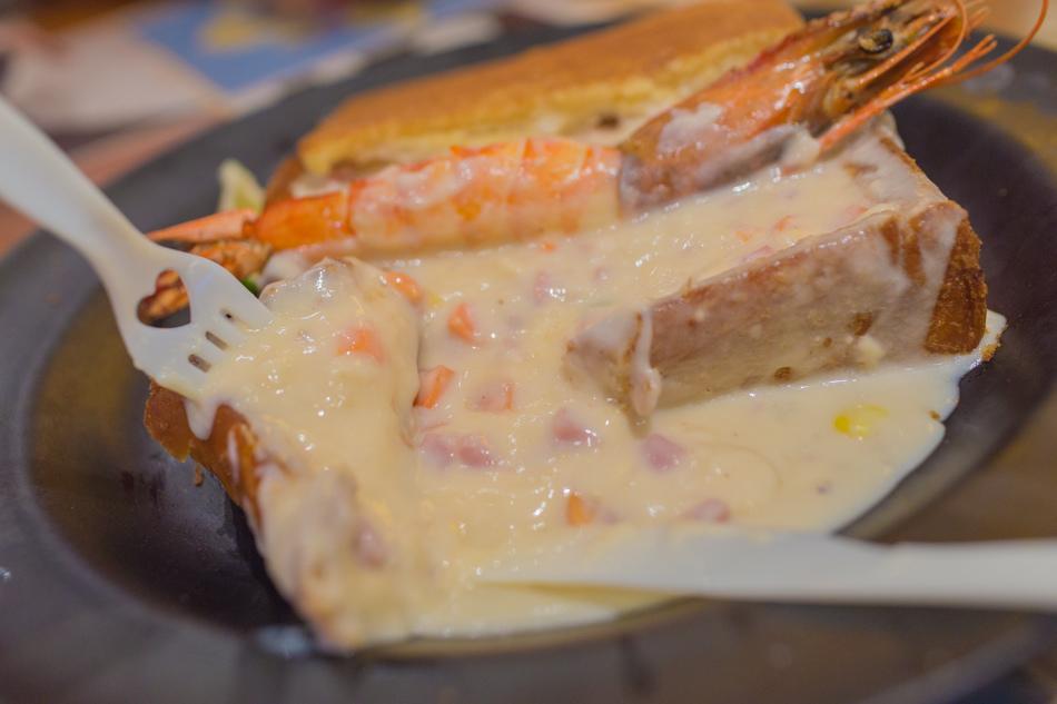 南紡夢時代美食 - 集品蝦仁飯