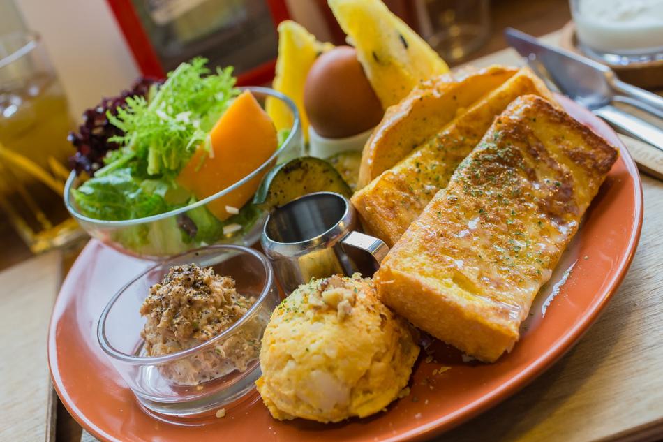 高雄美食 - 小蘇蘇早午餐二訪