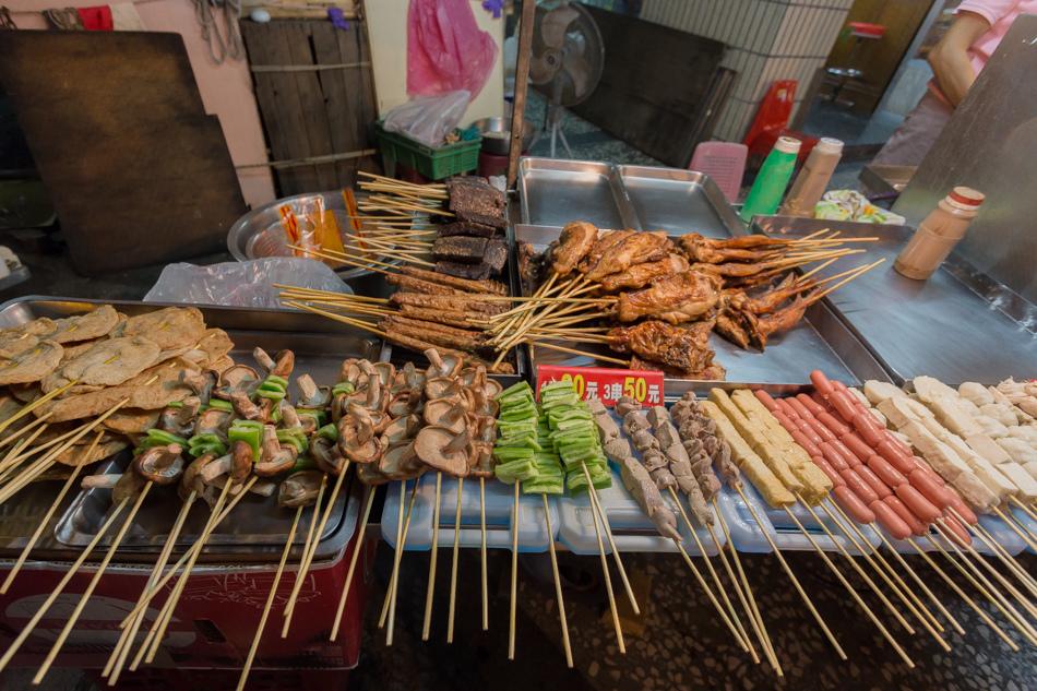 西子灣美食 - 阿春古早雞燒烤