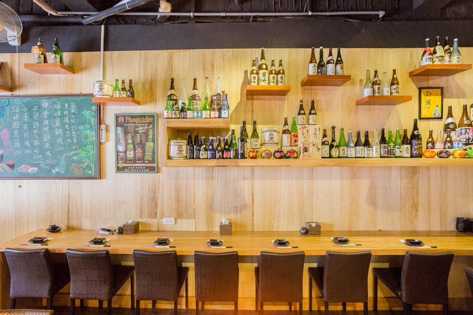 南鮪50度-生魚片丼飯、刺身、壽司、握壽司、手卷、烤物 專賣