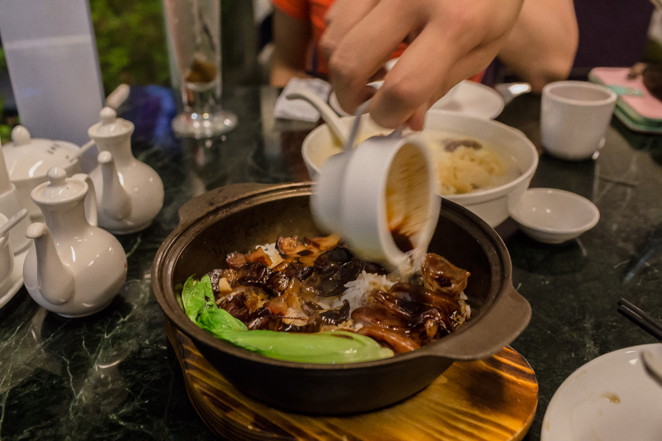 台中美食 - 微風岸港式點心