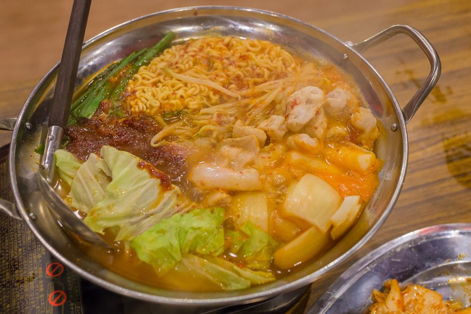 日式韓國烤肉