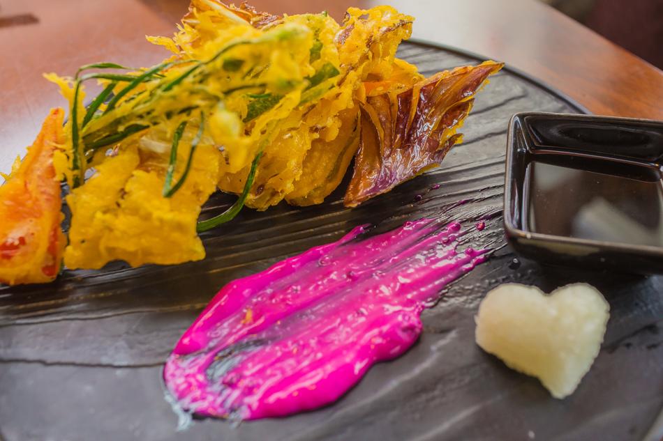 花崎日本料理-天婦羅