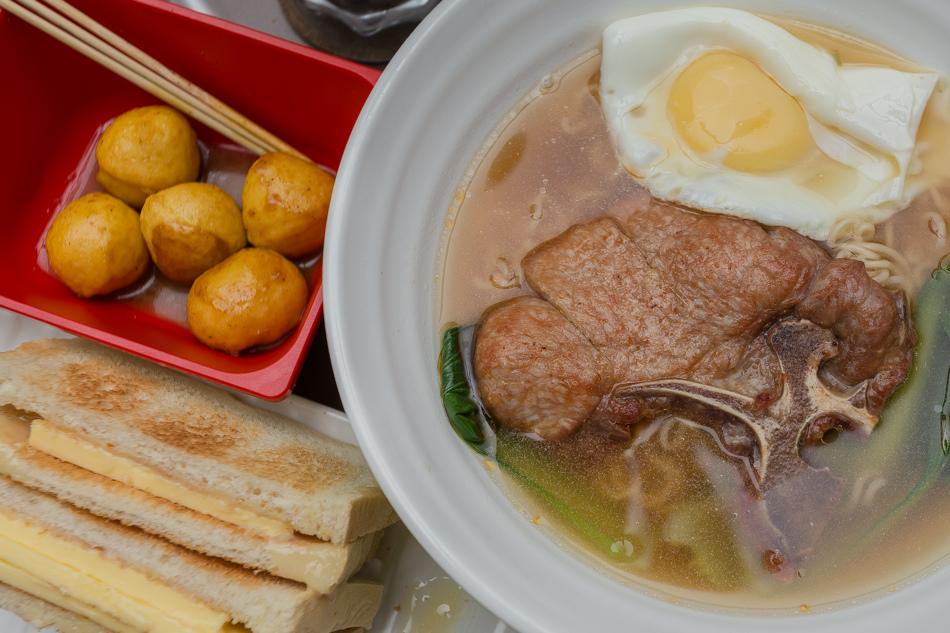 高雄美食 - 陳方記冰室 × 香港路邊小食