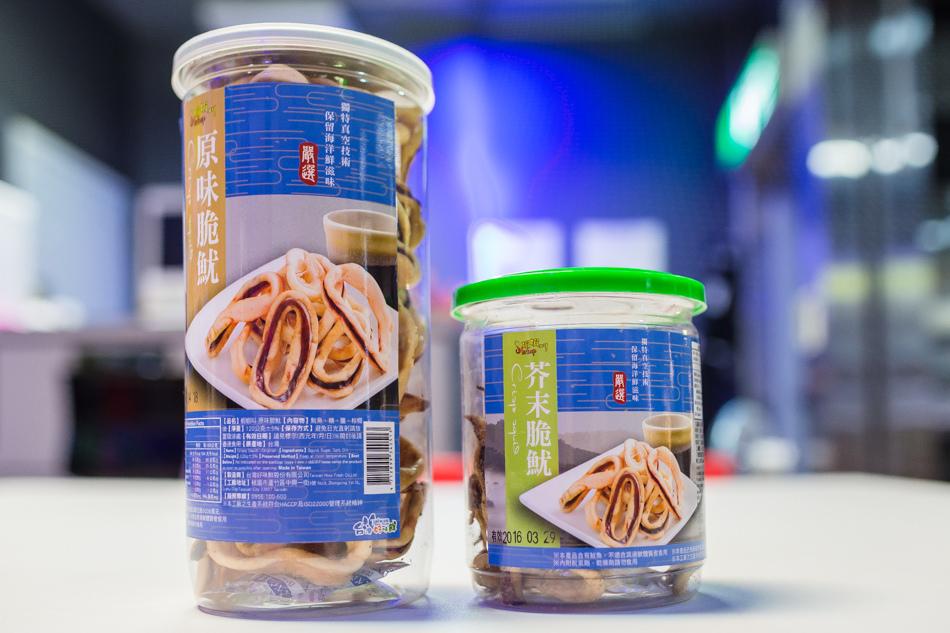 蝦蝦叫 - 香酥脆魷