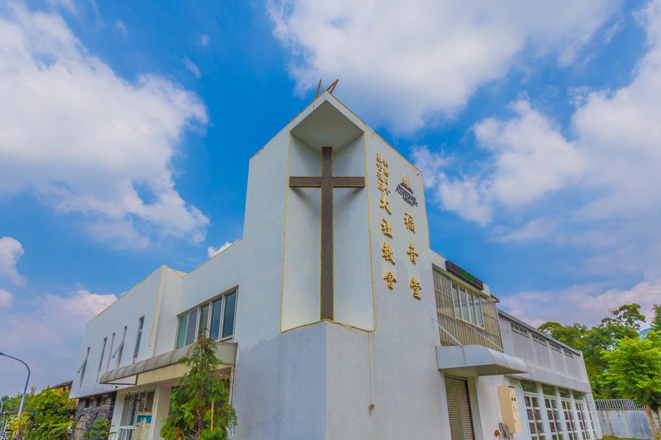 屏東旅遊-禮納里教堂大爆走
