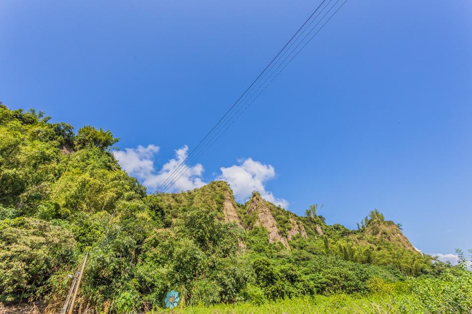 高雄旅遊 - 十八羅漢山服務區