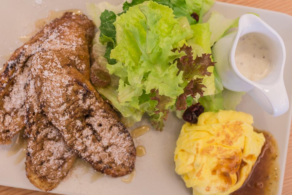 高雄美食 - 瑪琪朵朵cafe早午餐