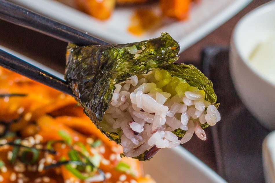 高雄美食 - 玉豆腐韓國料理