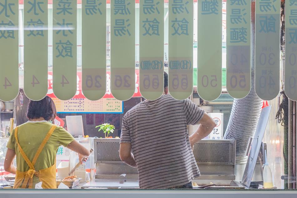 鳳山美食 - 佳佳香鍋貼