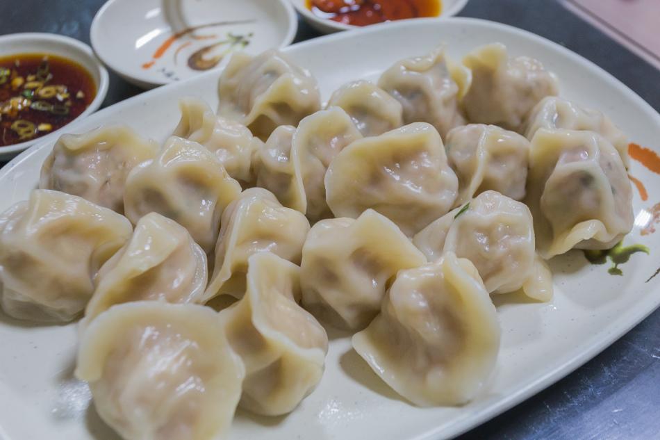 哈瑪星美食 - 中山吳記水餃