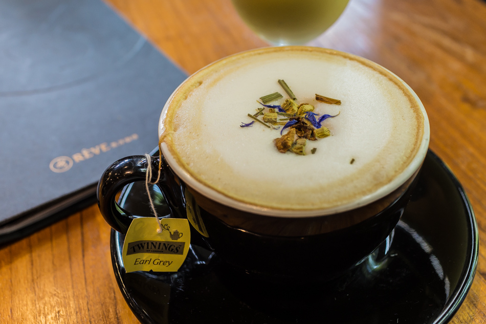 高雄美食 - 黑浮咖啡