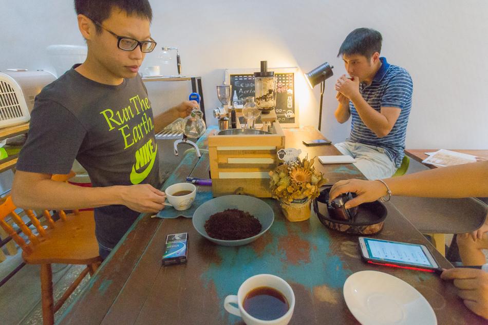 萬聖咖啡節 - 不給咖啡就搗蛋