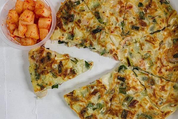 明洞姥姥韓式煎餅