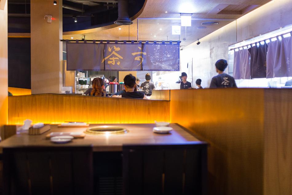 高雄美食 - 茶六燒肉堂