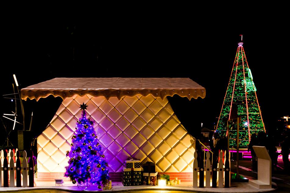 夢時代2015夢幻耶誕光廊