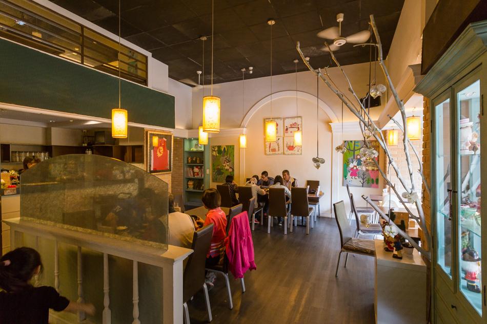 大同小異咖啡廳/家庭式餐廳