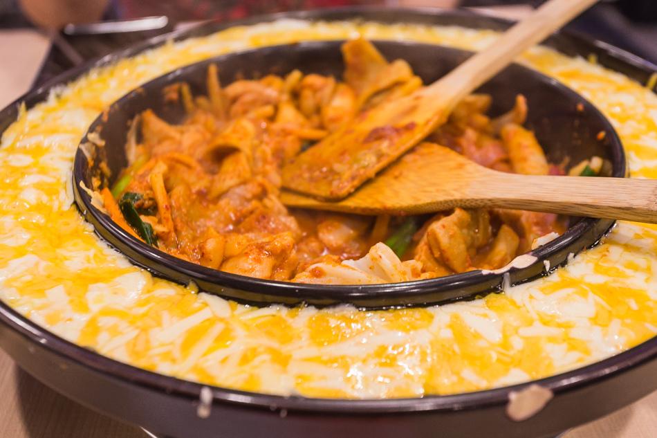屏東美食 - 麻藥瘋雞韓國料理