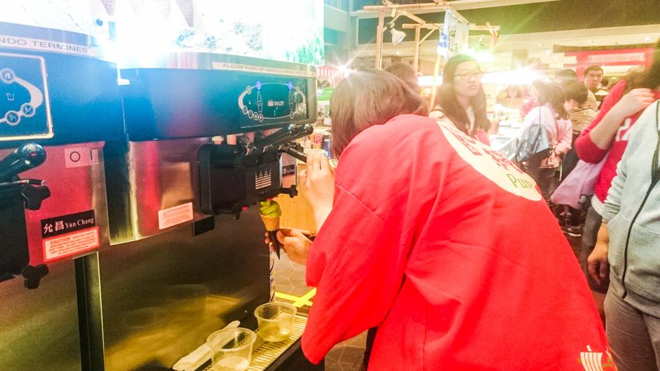 新光三越左營店日本商品展 -2015