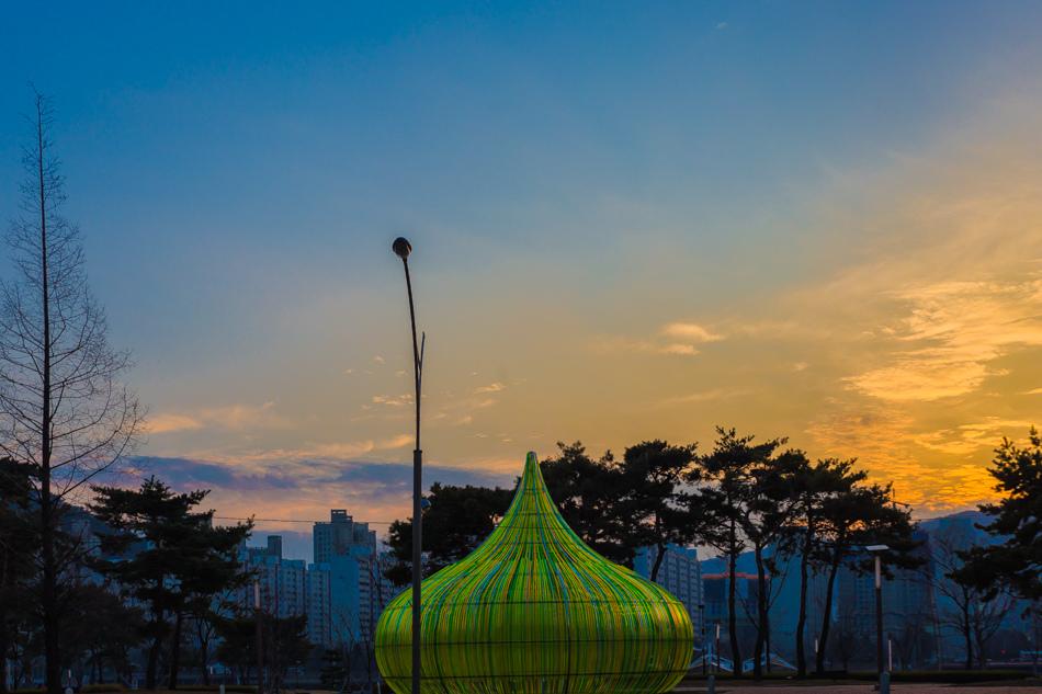 2016韓國五天四夜自由行 - 坐地鐵遊釜山之Centum City x 電影殿堂