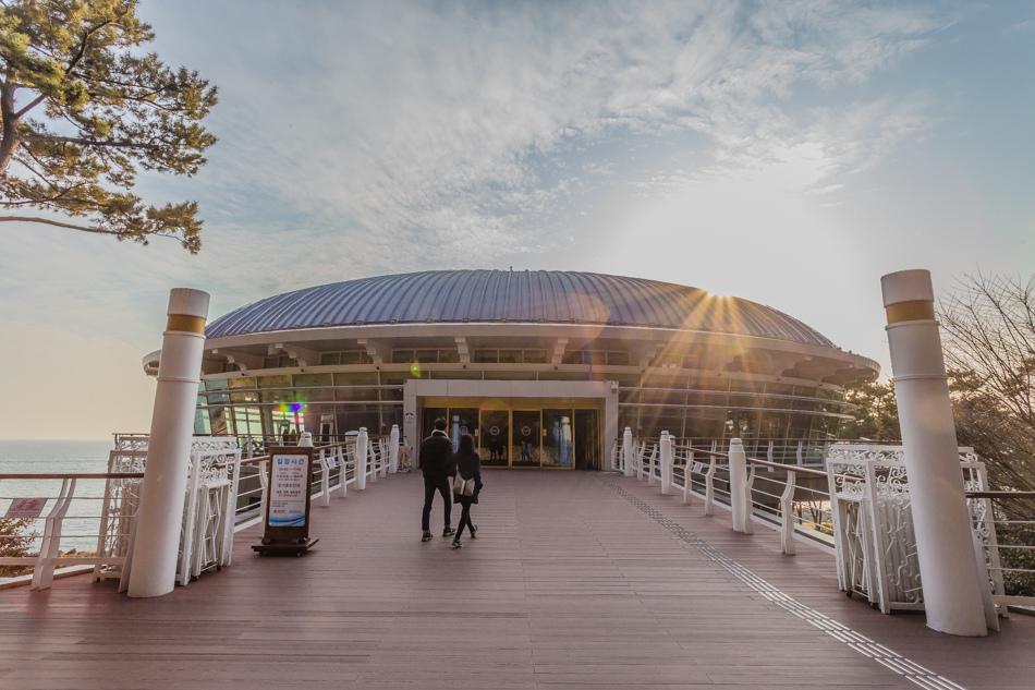 2016韓國五天四夜自由行 - 坐地鐵遊釜山之冬柏站