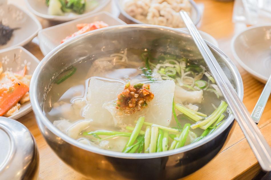 2016韓國五天四夜自由行 - 坐地鐵遊釜山之海雲台 x 傳統鱈魚湯