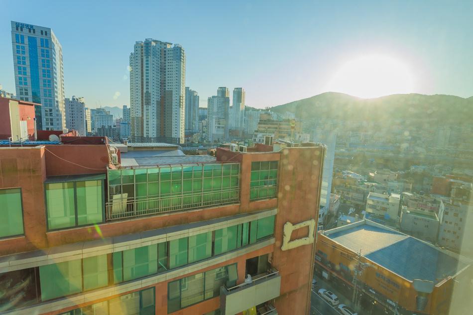 釜山貝斯特韋斯特 UL 飯店