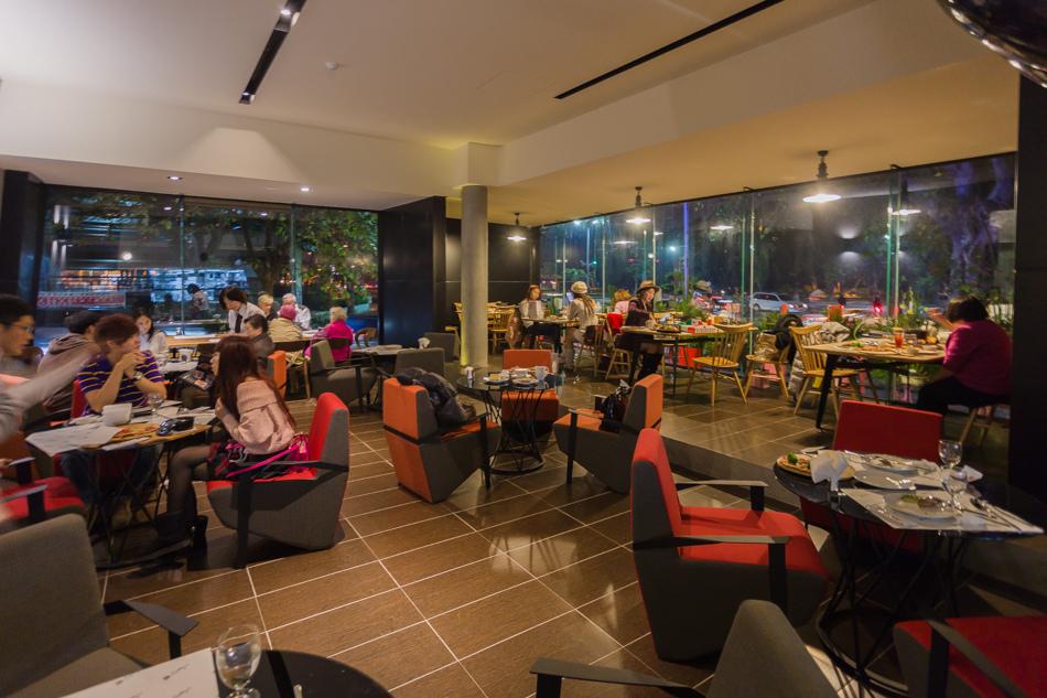 澄清湖 FATTYS義式創意餐廳